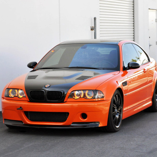 BMW M3 E46 CSL Car Wallpapers 1