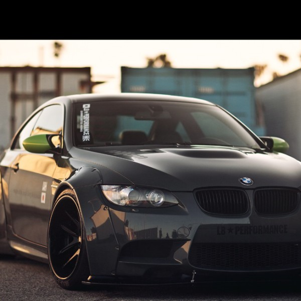 BMW-M3-liberty-walk-fender-flares