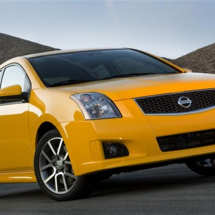 Nice Review: Nissan Sentra SE R Spec V! O Terror Do Honda SI!