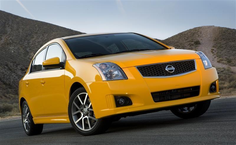 Review: Nissan Sentra SE R Spec V! O Terror Do Honda SI!