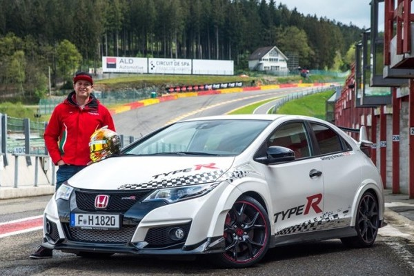 73941_Honda_Civic_Type_R_sets_new_benchmark_time_at_Spa_Francorchamps_with_Honda-740x400
