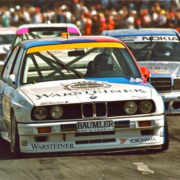 1993 BMW M3 DTM Steve Soper