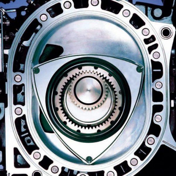 motor-wankel